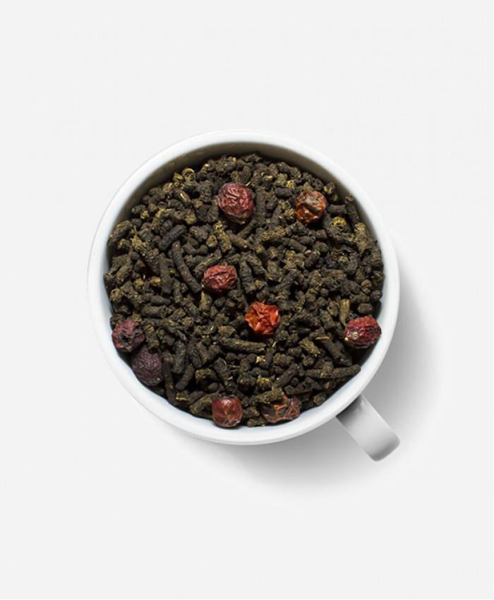 Иван-чай с боярышником