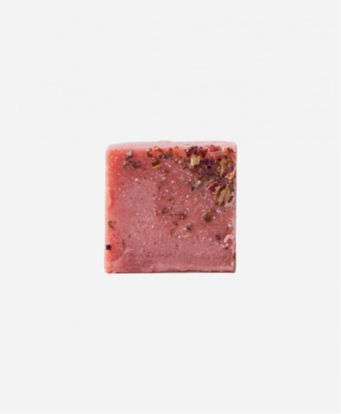 Медовое мыло с розой