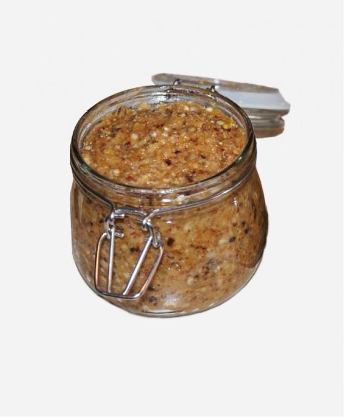 Медово-витаминная паста