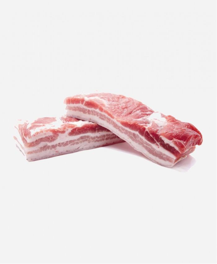 Свинина деревенская - грудинка